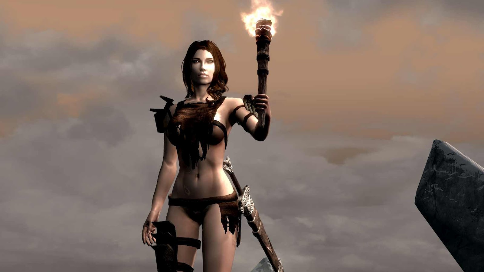 Sexy female armour porn pictures sexy images
