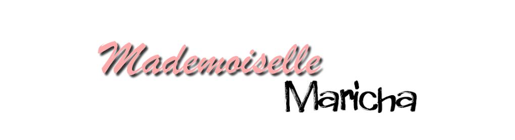 Mademoiselle Maricha - Blog mode Montpellier et Narbonne, beauté, déco, voyages, diy