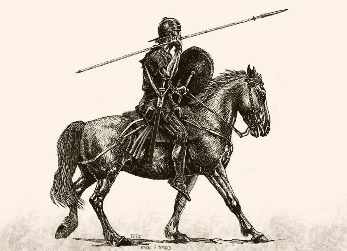 Dariusz Caballeros Ancient Roman Cavalry Saddle Joust Wiring Diagram