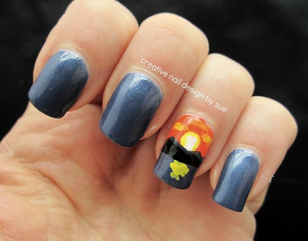 creative nail design sue summer