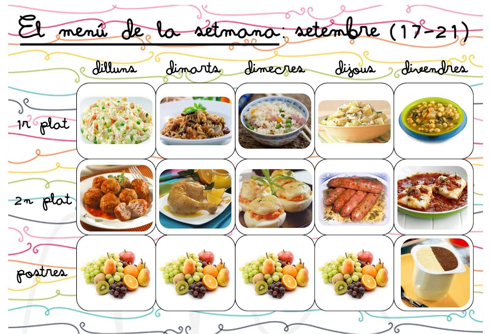Qu hacemos hoy en el cole qu comemos hoy for Que hacer para comer hoy