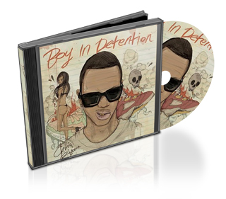 Download CD Chris Brown Boy In Detention (Mixtape) 2011