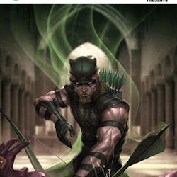 Poster DC Showcase: Green Arrow 2010