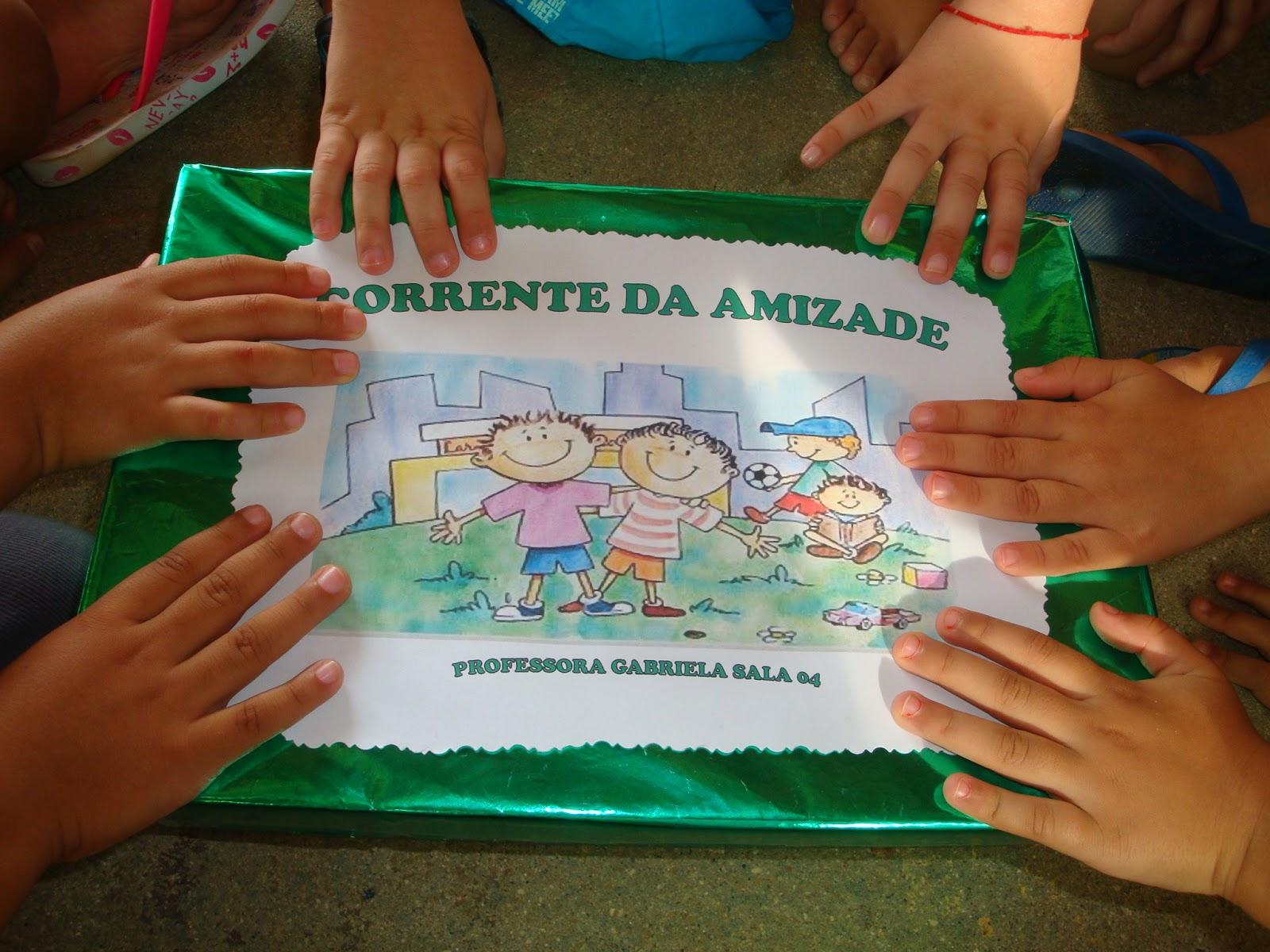 Muito Compartilhando ideias, experiências e sonhos na Educação Infantil  VK31