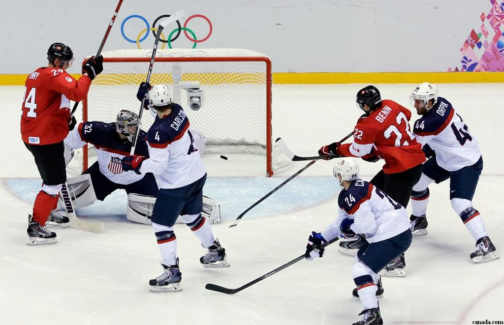 Hockey Blog In Canada Defence Wins Olympic Championships