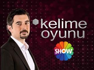 kelime oyunu show tv