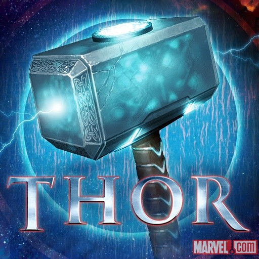 Thor: Son of Asgard Logo