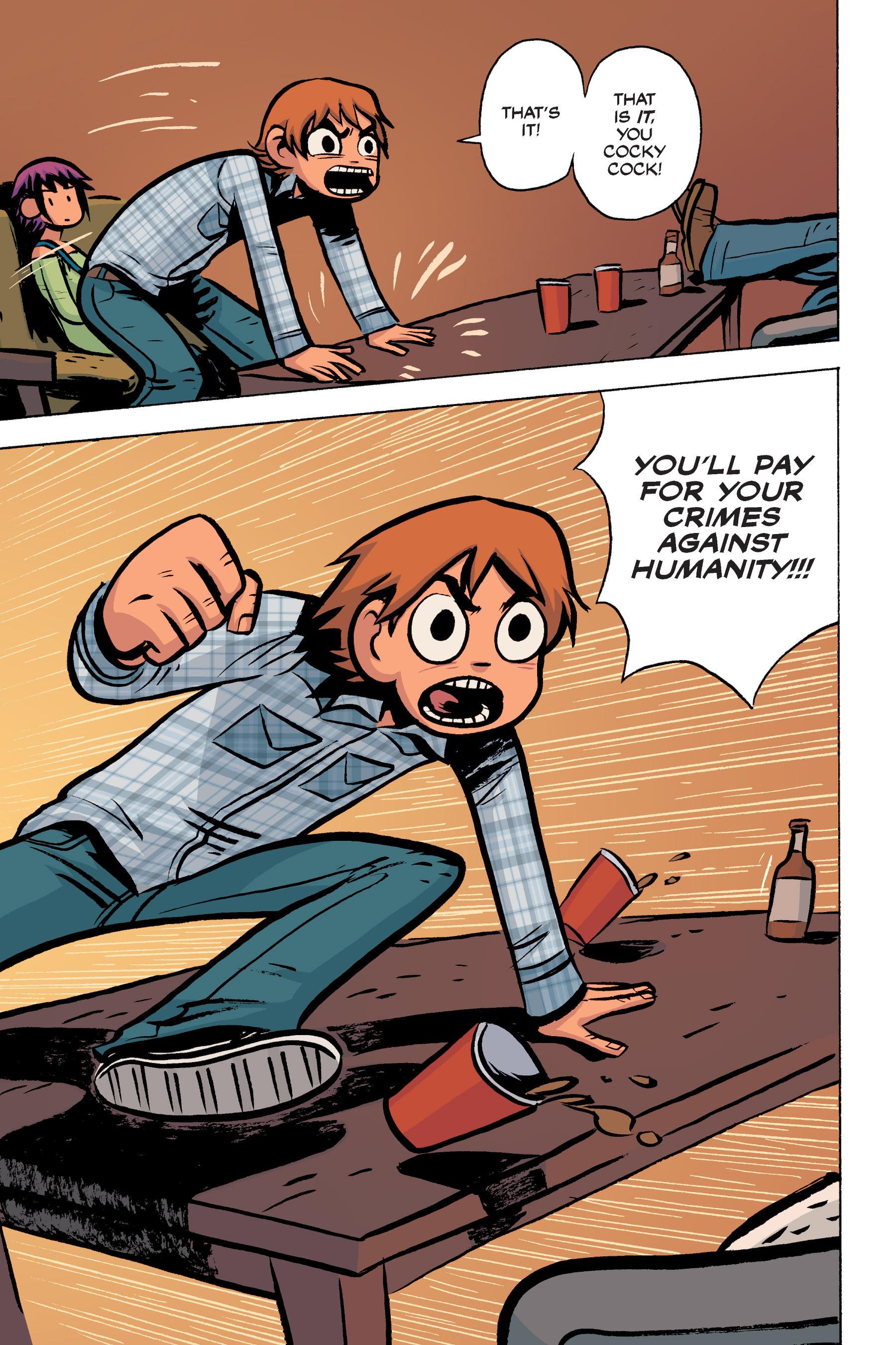 Read online Scott Pilgrim comic -  Issue #3 - 26