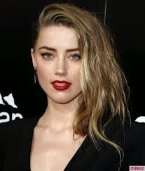 Amber Heard unclad photo leaked online