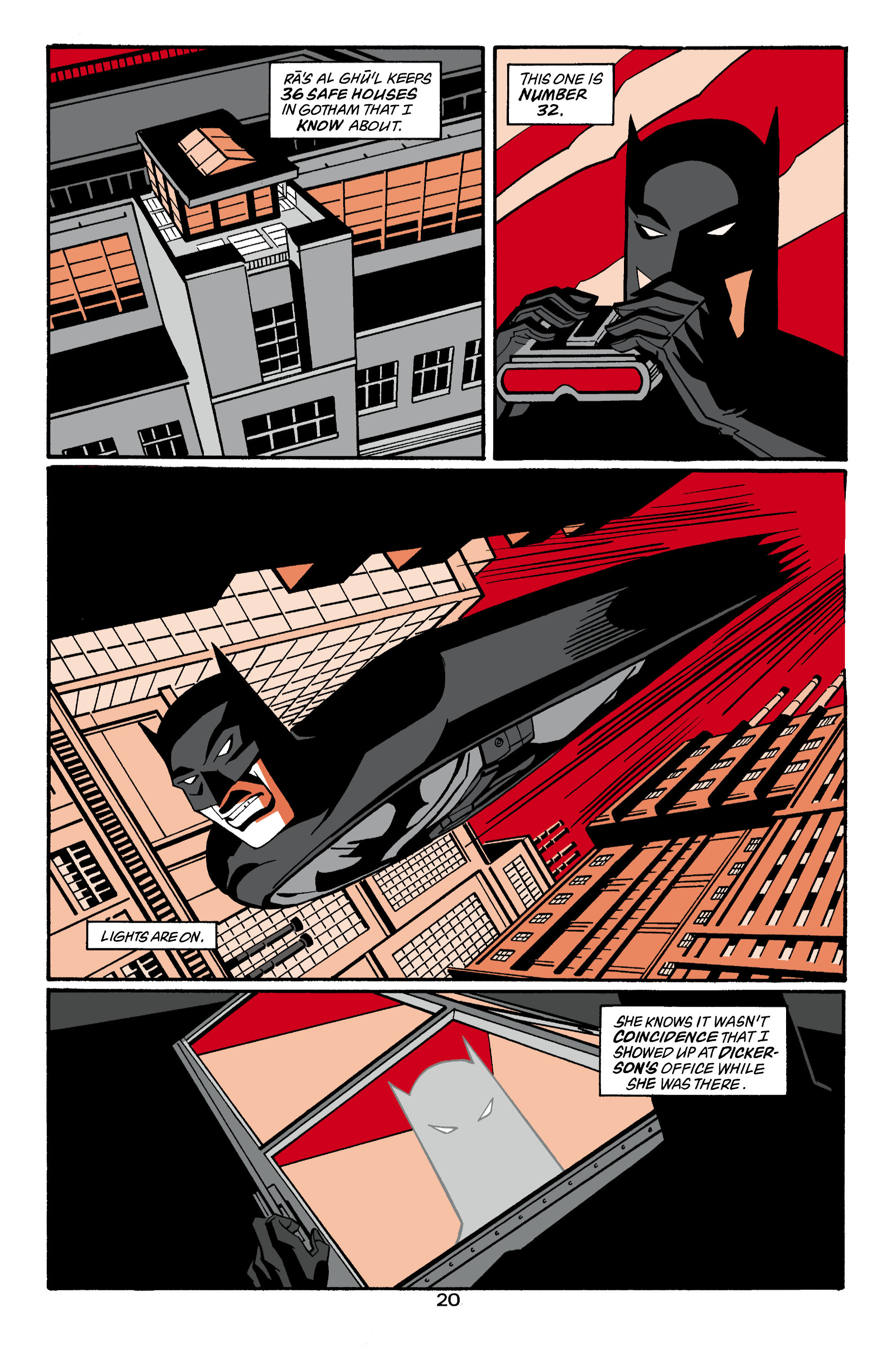 Detective Comics (1937) Issue #745 Page 20