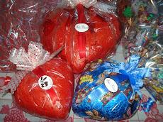 Corações Diversos