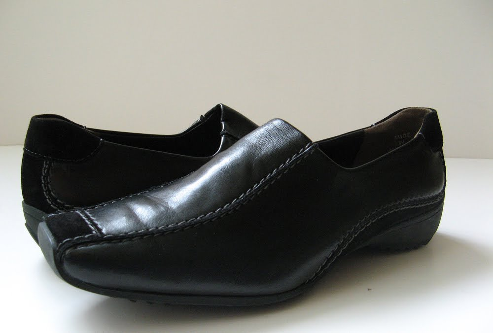 good closet dansko paul green munich shoes new black flat shoes size 8 5. Black Bedroom Furniture Sets. Home Design Ideas