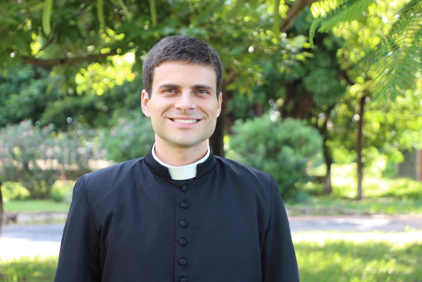 Seminarista Pedro Faustino
