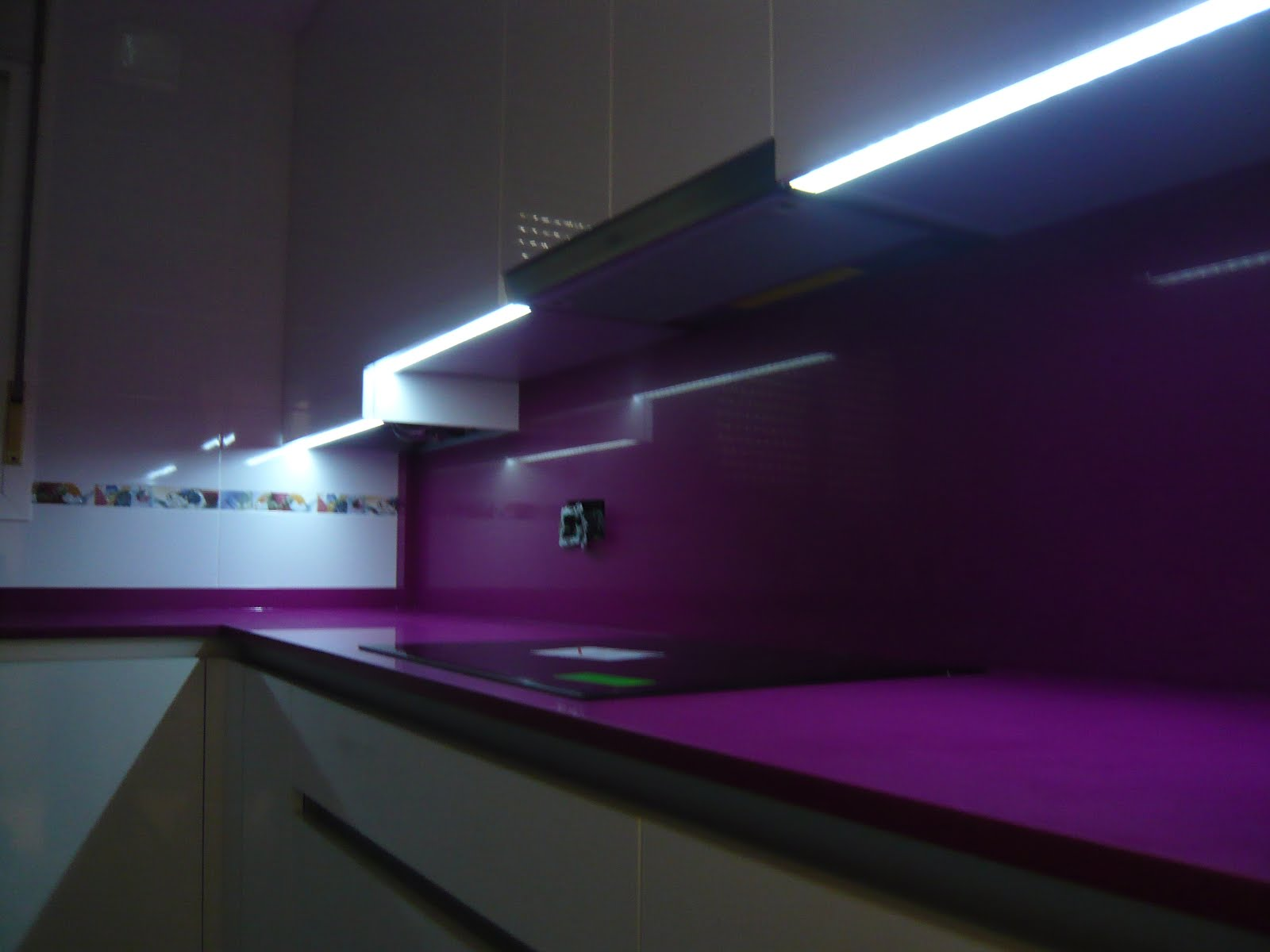 Led Para Muebles De Cocina. Gallery Of Perfil Gola Luz Led Para ...