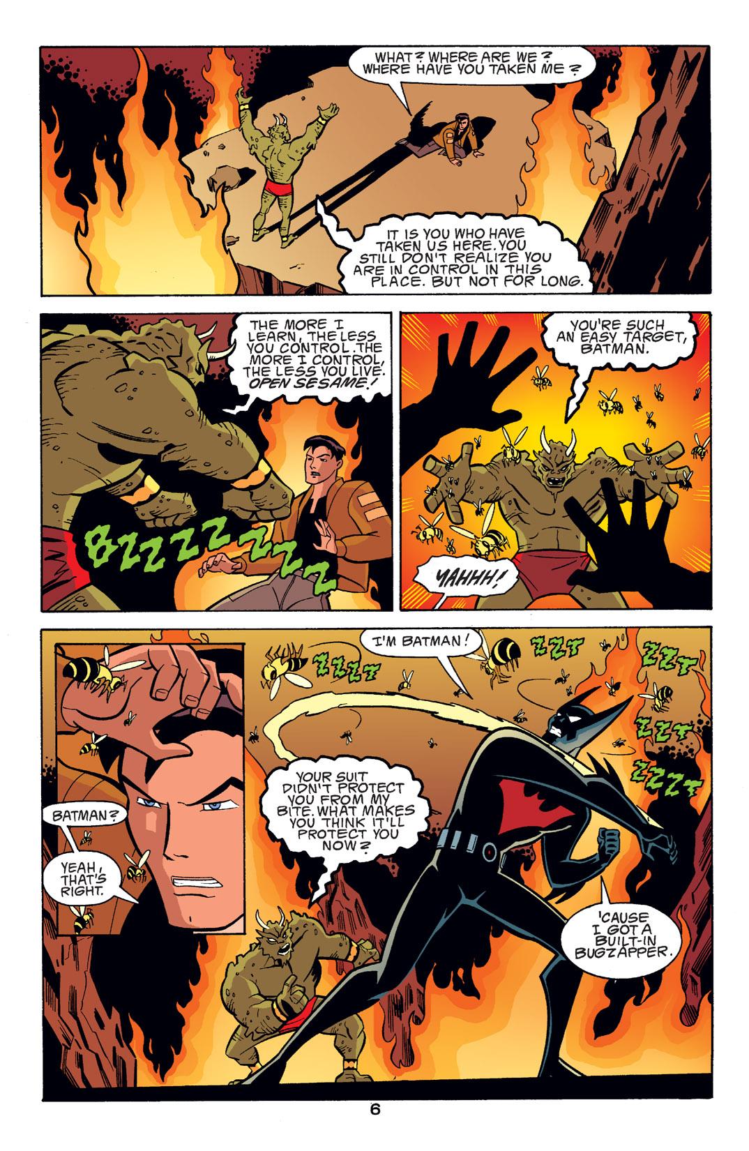Batman Beyond [II] Issue #14 #14 - English 7