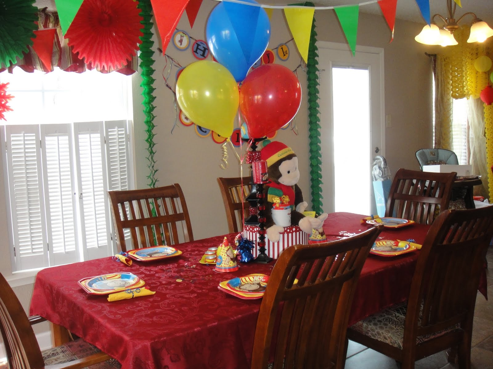 all about the tables curious colins curious george 1st