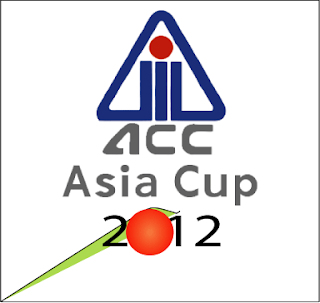 Cricket Asia Cup 2012