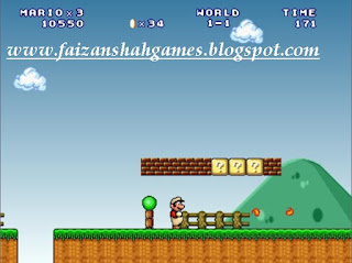 Mario forever 4 game