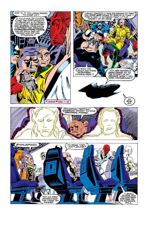 Captain America (1968) Issue #393 #326 - English 10