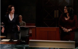 The Good Wife S04E16. Runnin' With The Devil