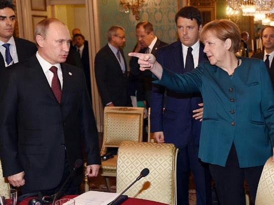 Переговоры в Милане между президентами Украины, России и европейскимии лидерами стран не оформлены решениями