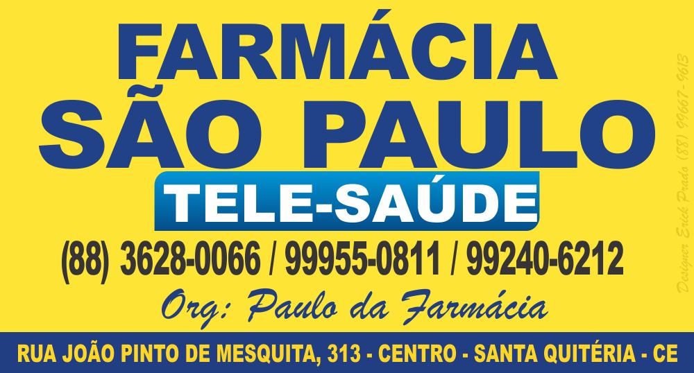 Farmácia São Paulo em Santa Quitéria