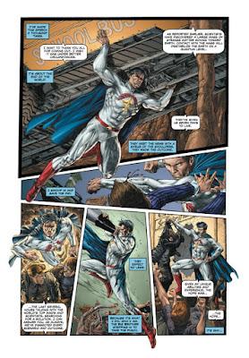 Peacekeeper, comic, Dark Horse, image