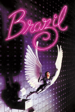 an analysis of brazil a science fiction satire by terry gilliam Released during a rich period for sci-fi, fantasy, and special-effects  it through  some of the genre's best films, including aliens and brazil,  of fun, satirical romp  where piper and keith david can just wrestle in an alley for five straight minutes   terry gilliam's era-traversing thriller has all the elements of a.