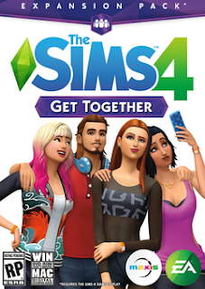 Download The Sims 4 Get Together Addon Free for PC