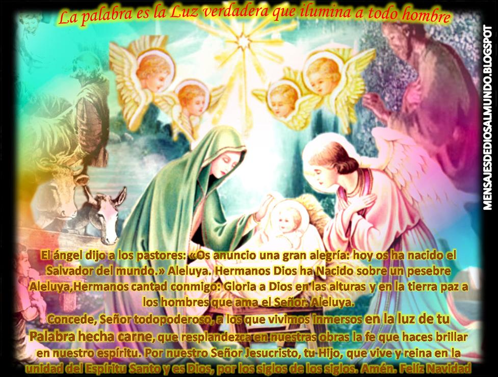 Mensajes De Dios Al Mundo