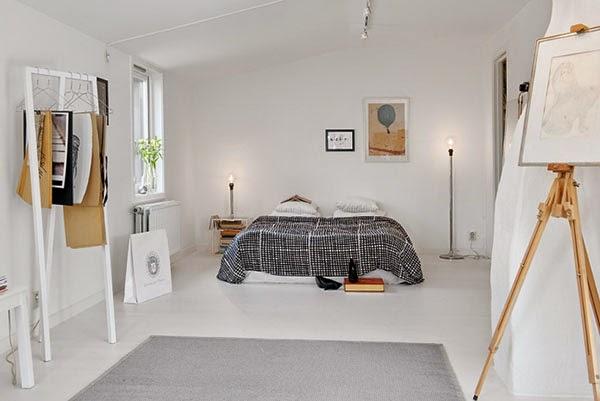 30 inspirations d co pour la chambre blog d co mydecolab - Chambre design scandinave ...