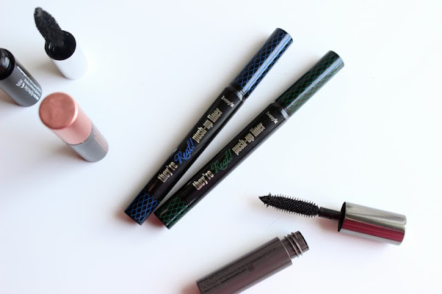 Benefit They're Real Push Up Liner Colours Review