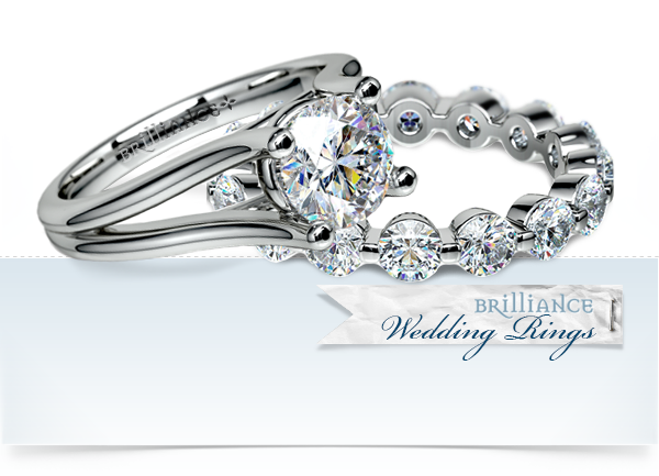 dimond wedding rings infinity band 4png - Gorgeous Wedding Rings