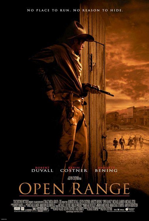 Open Range full movie