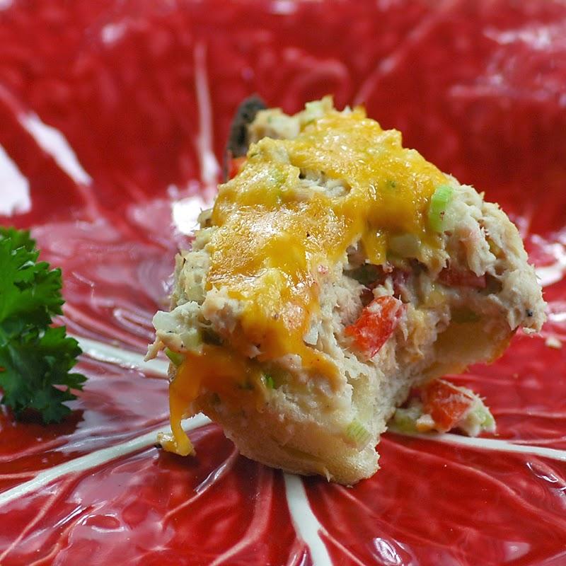 Savoring Time in the Kitchen: Tarragon Tuna Melt Sandwich