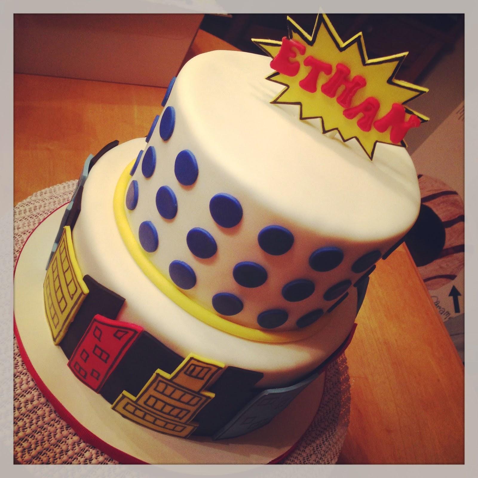February Birthday Cakes