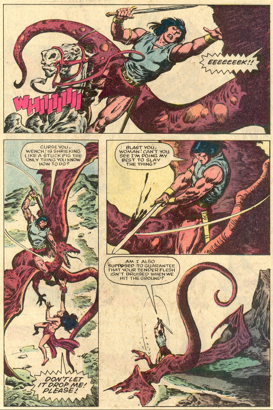 Conan the Barbarian (1970) Issue #152 #164 - English 5