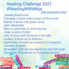 READING CHALLENGE / BRALNI IZZIV
