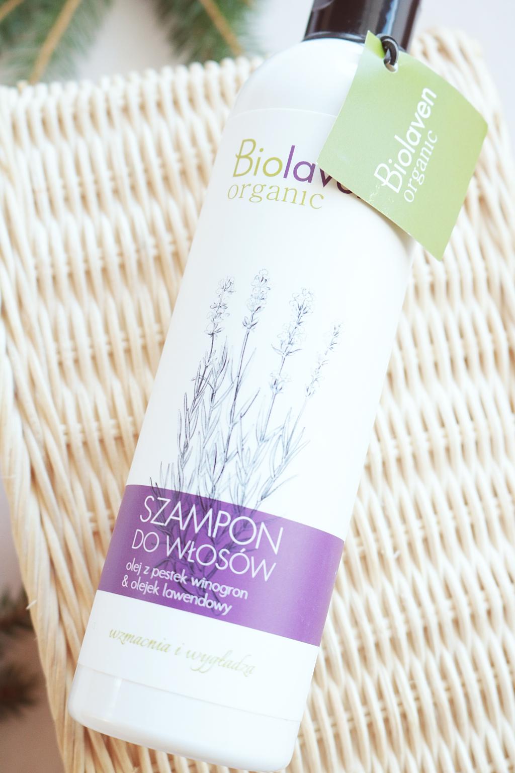 sylveco biolaven szampon