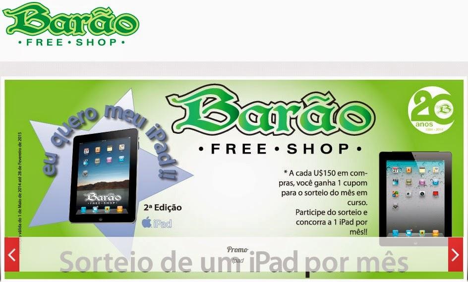 barão free shop rivera