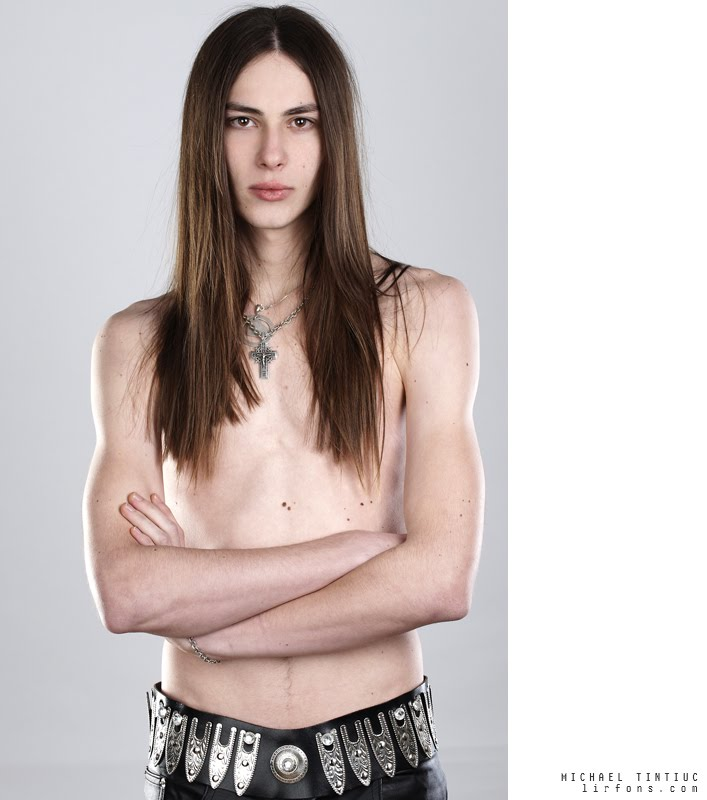 Beautiful Androgynous Male Models