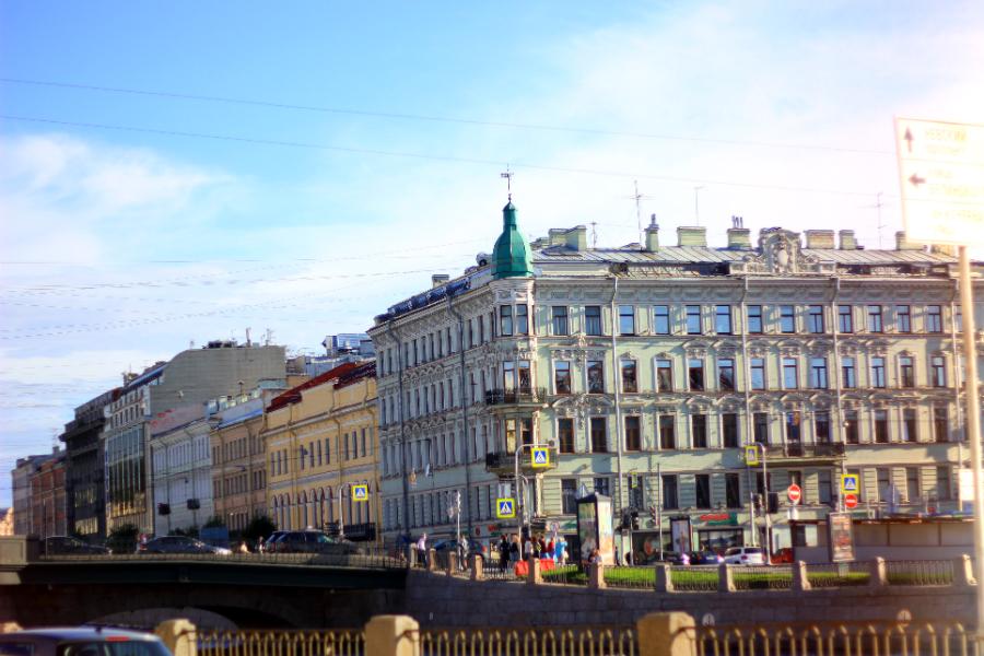 Санкт-Петербург, уехать в Питер