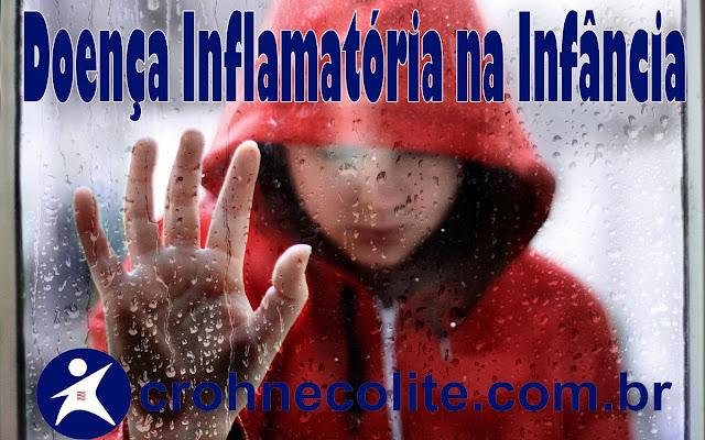 Doença de Crohn e colite ulcerativa na infância