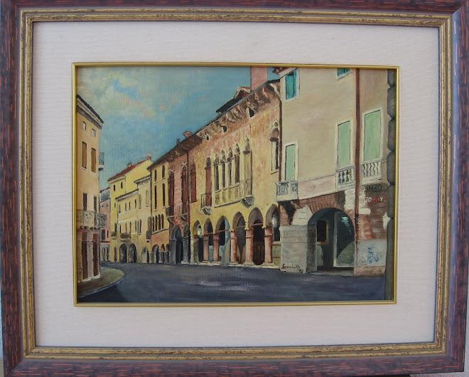 Vicenza - Palazzo Baù