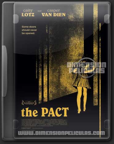 The Pact (HDRiP Inglés Subtitulado) (2012)
