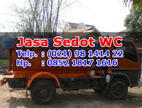 Jasa Sedot WC Bintaro Murah