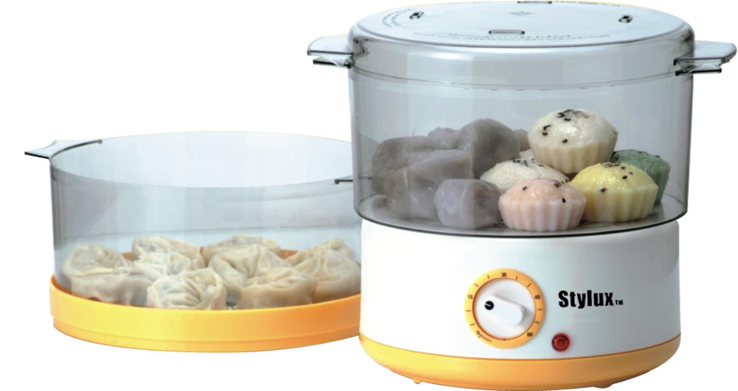 Electric Food Steamer ~ Healthy living stylux brand mini electric food