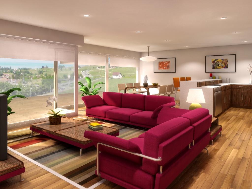 Modern Living Room Design Ideas - azee