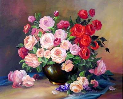 pinturas-flores-al-oleo