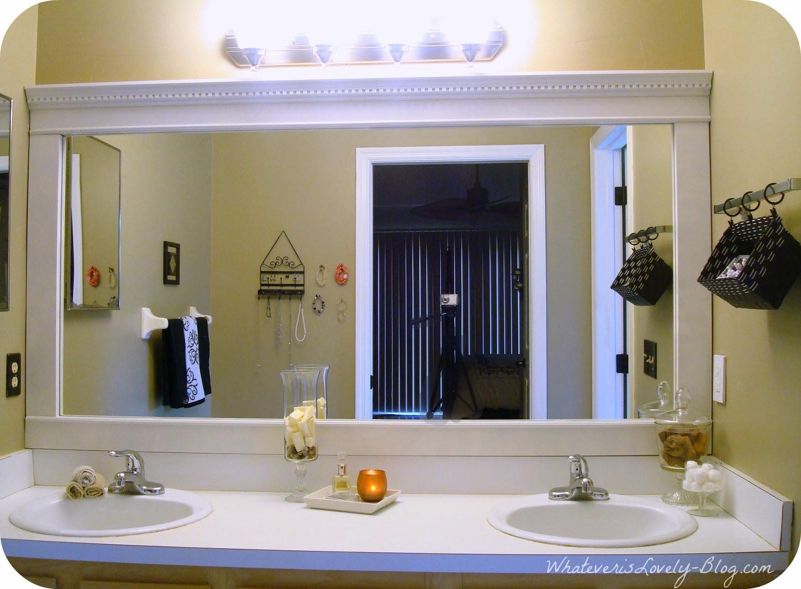 Manfaat Cermin Kamar Mandi Untuk Desain Minimalis | Gambar Rumah